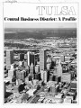 A Profile Of Tulsa's Central Business District: Perspectives From Multiple Publics