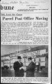 Parcel Post Office Moving