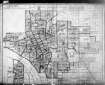 1920 Tulsa Enumeration Districts Map